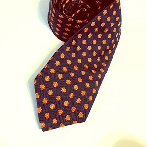 British silk Brooks Brothers neck tie